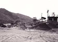 山下砂利の歴史写真01